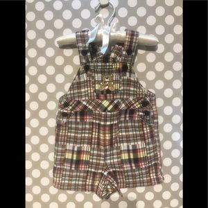 Other - Toddler Boys Short Overall